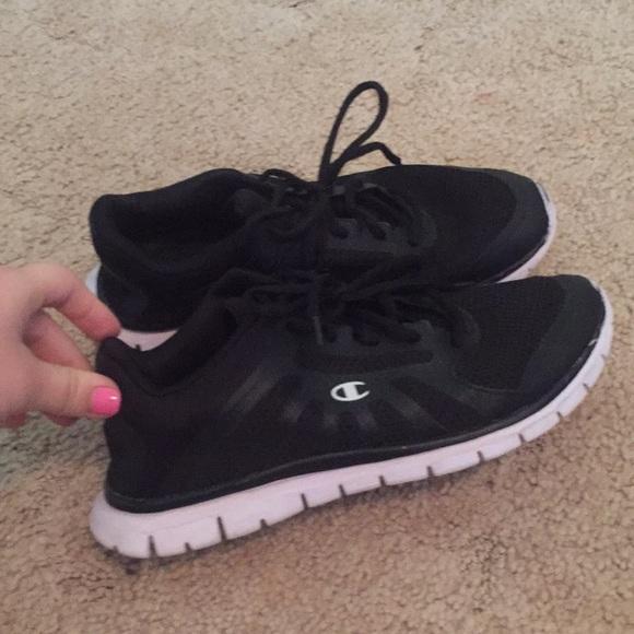 Chaussures Champion Femmes Noires ygV3w